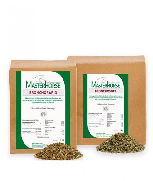 MASTERHORSE Bronchial-Paket