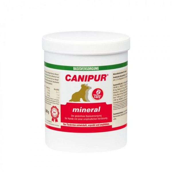 CANIPUR-mineral