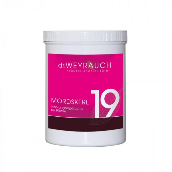 dr.WEYRAUCH Nr. 19 Mordskerl