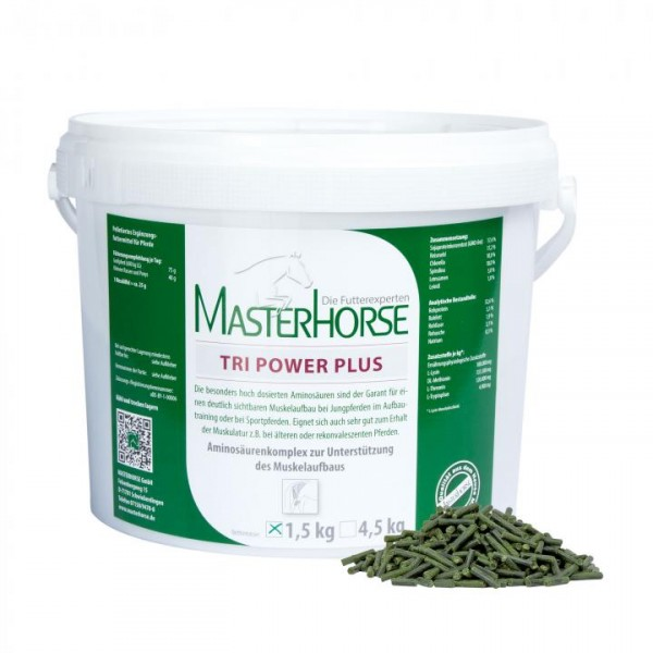 MASTERHORSE TRI-POWER PLUS