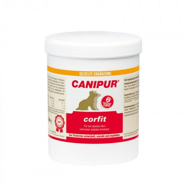 CANIPUR-corfit