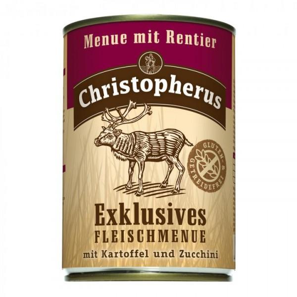 Christopherus Fleischmahlzeit - Rentier