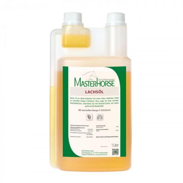 MASTERHORSE OMEGA-3-LACHSÖL