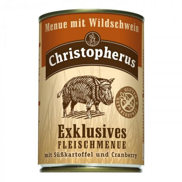 Christopherus Fleischmahlzeit - Wildschwein