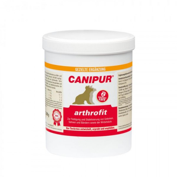 CANIPUR-arthrofit