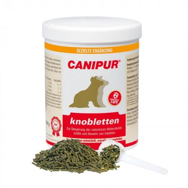 CANIPUR - knobletten