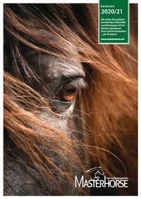 Masterhorse Katalog 2020-2021