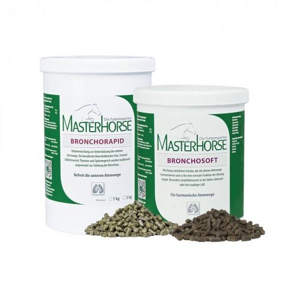 MASTERHORSE Bronchial-Paket Pellets