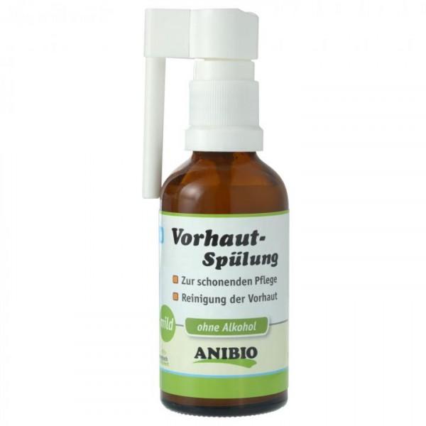 Anibio Vorhaut-Spülung