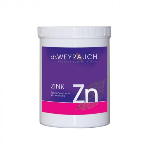 dr.WEYRAUCH Zn Zink