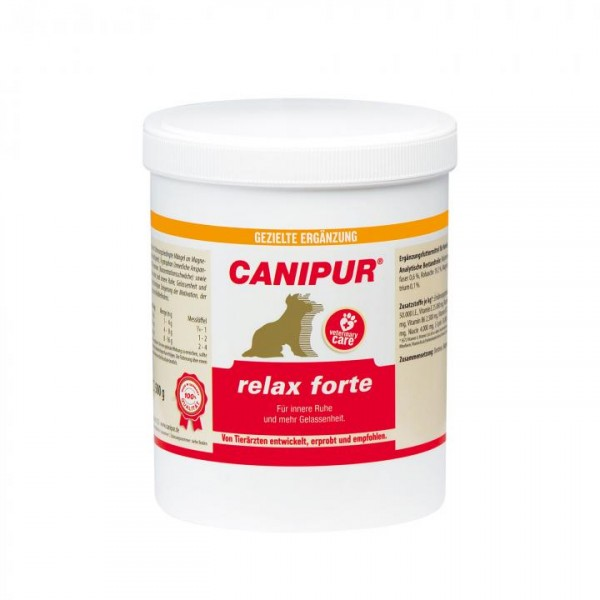 CANIPUR-relax forte